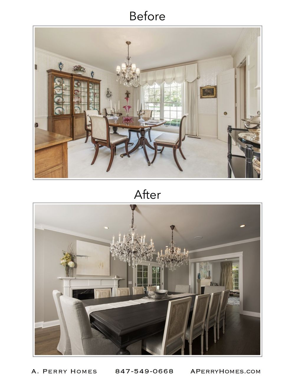 Remodeling – A. Perry Homes