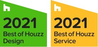 Best of Houzz Design & Service - Custom Home Builder Chicago North Shore, Chattanooga Tennessee - A. Perry Homes